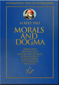 Morals And Dogma - Albert Pike - Books Covers